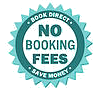 Book Direct on this website and save booking fees!